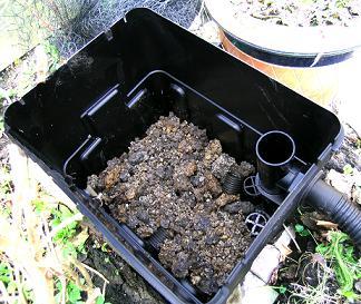 Filters voor de vijver biologisch filter for Kleine vijverfilter zelf maken