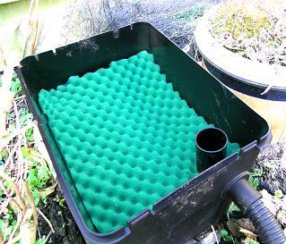filters voor de vijver biologisch filter