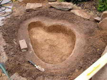 Een vijver aanleggen wat komt er kijken bij vijveraanleg for Do it yourself koi pond